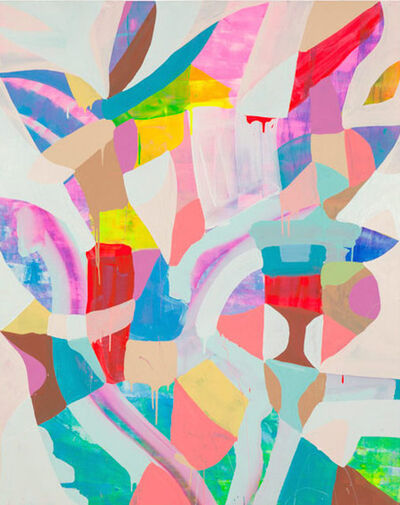 Maya Hayuk, 'Positive Space #3229', 2014