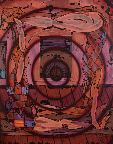 Nathan Redwood, 'Repose En Paix Sasoun Et Yann', 2018
