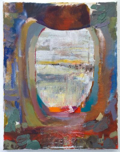 Jeffrey Morabito, 'Airplane Window', 2018