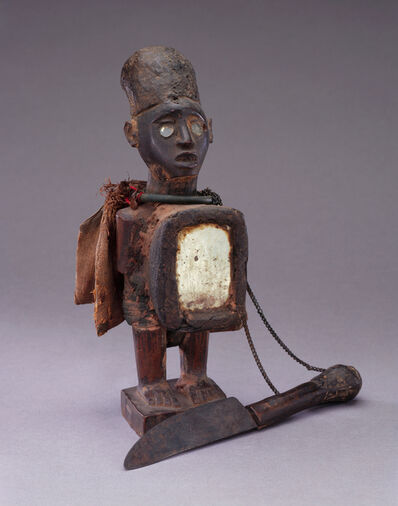 'Power figure (nkisi)', 18th-19th century