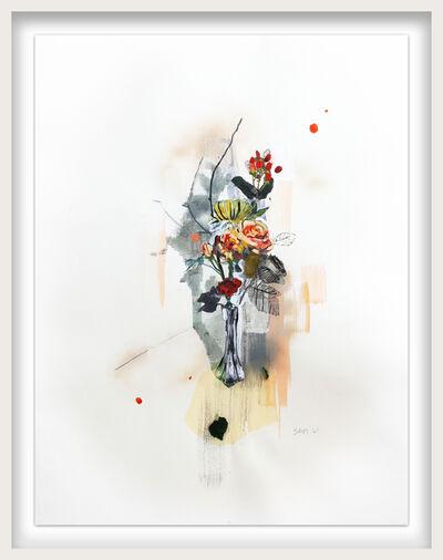 Samantha Walrod, 'Flower Clock 3', 2020