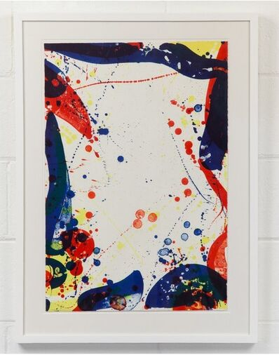 Sam Francis, 'Sulfur Water', 1967