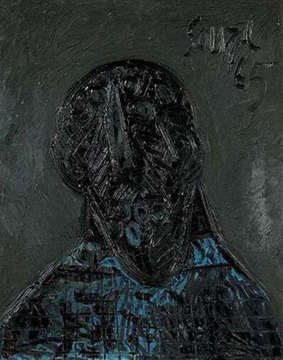 Francis Newton Souza, 'Untitled (Head)', 1965