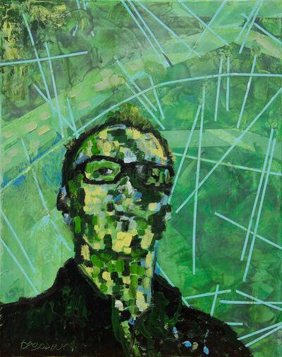Brent Godfrey, 'D.A.M. Portrait', 2016