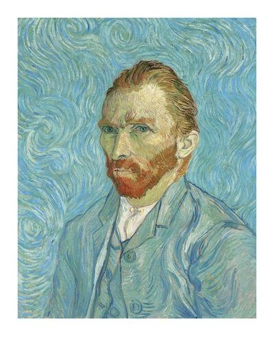 Vincent van Gogh, 'Vicent van Gogh- Self-Portrait, 1889', ca. 2010