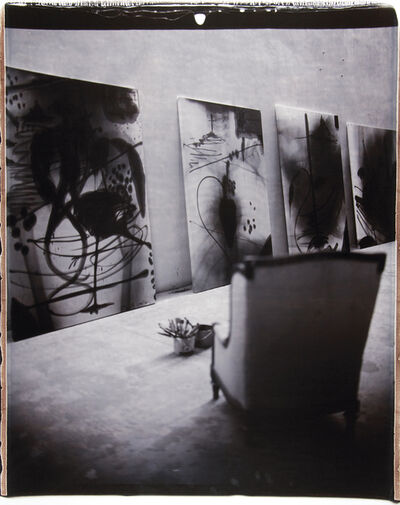 Julian Schnabel, 'Untitled (Palazzo Chupi, Studio)', 2008