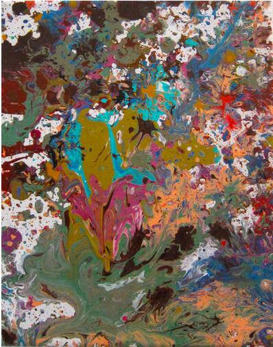Jacin Giordano, 'Rainpainting 14', 2012