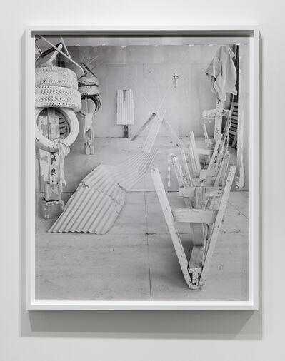 Rodrigo Valenzuela, 'Barricade No. 2', 2017