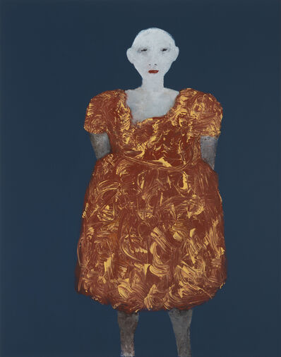 Marianne Kolb, 'Gertrude', 2018