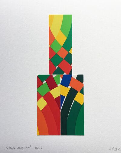 Julio Le Parc, 'Collage #3', 2017