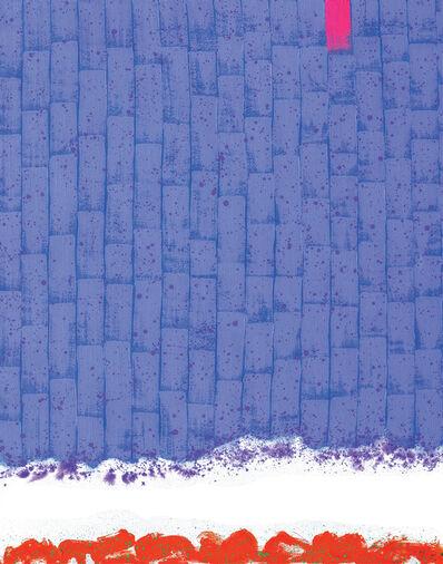 Hsiao Chin 蕭勤, 'Samantha Nel Giardino Eterno-1', 1999