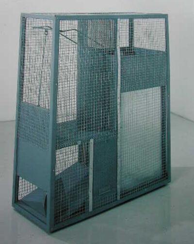 Andreas Slominski, 'Katzenfalle (Cat Trap)', 2000