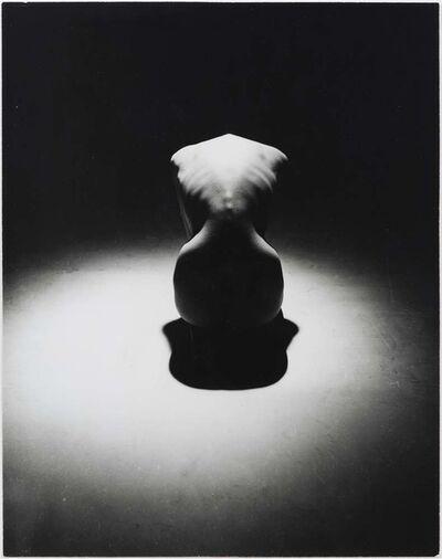 Erwin Blumenfeld, 'Violin Back, New York', 1943