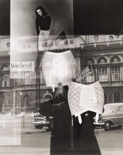 Imogen Cunningham, 'Self Portrait, Denmark', 1961