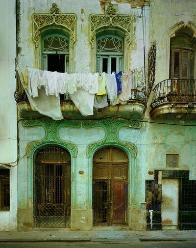 Michael Eastman, '167 Havana', 2010