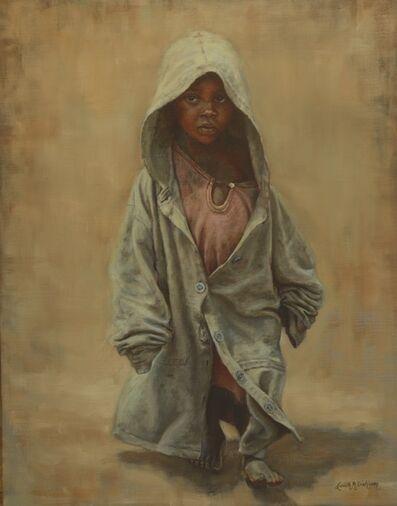 Judith Dickinson, 'Hoodie'