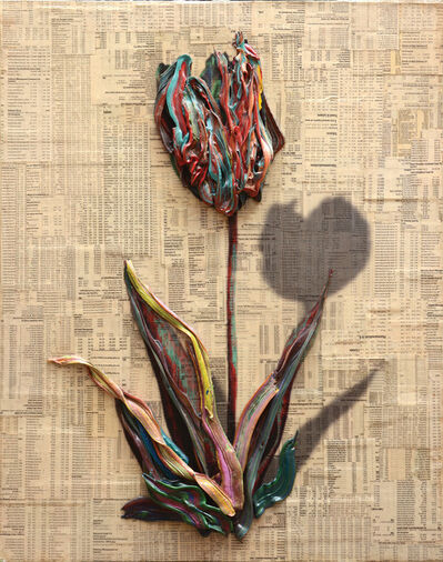 Gordon Cheung, 'Inverted Tulip Book de Admirael Van der Eyck.', 2013