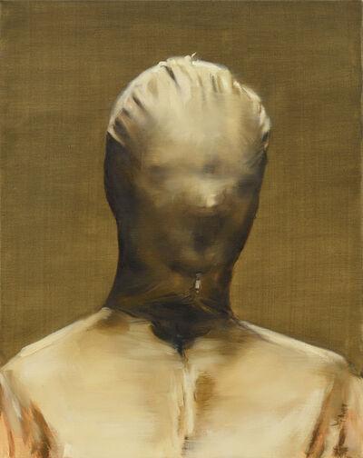 Michaël Borremans, 'Becky', 2017