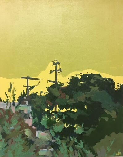 Nancy Benton, 'Yellow Sky', 2019