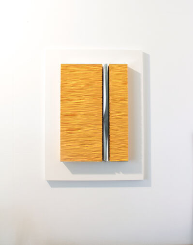 Masayuki Tsubota, 'the wall of self (YT-1095)', 2017