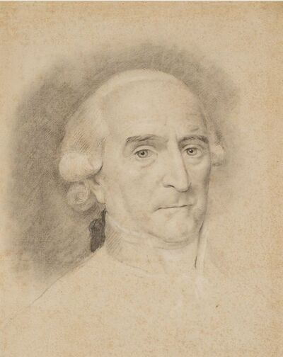 Antonio Carnicero, 'Male portrait', Second half 18th century
