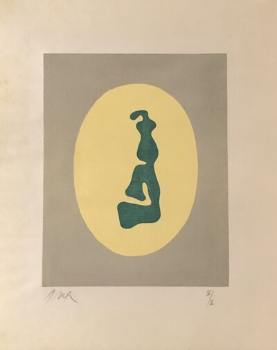 Hans Arp, 'Le Soleil Recercle No.7', 1966