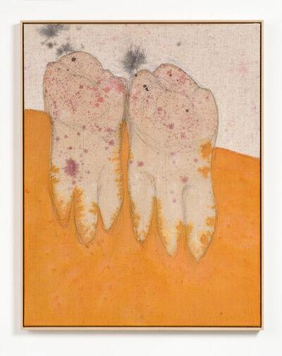 Michael Sailstorfer, 'Zahn 4', 2020