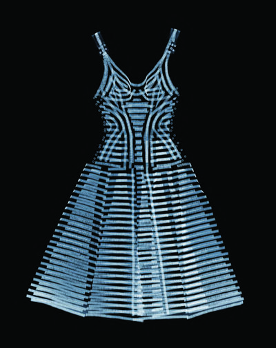 Nick Veasey, 'Alexander McQueen Cleo Dress', 2004