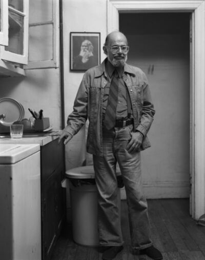 Dana Lixenberg, 'Allen Ginsberg, 1995', 2018