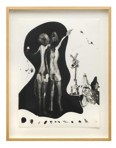 Matsumi Kanemitsu, 'Hitchhiker Ghost', 1970