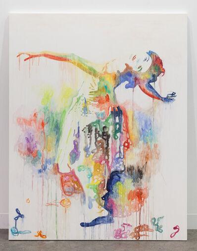 Ulla von Brandenburg, 'The Shadow of Itself (Dancer)', 2017