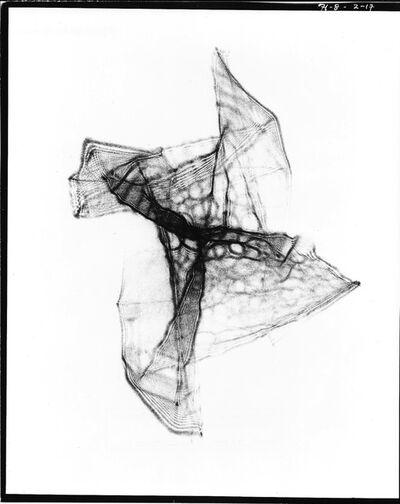 Erich Hartmann, 'Laser light', 1974