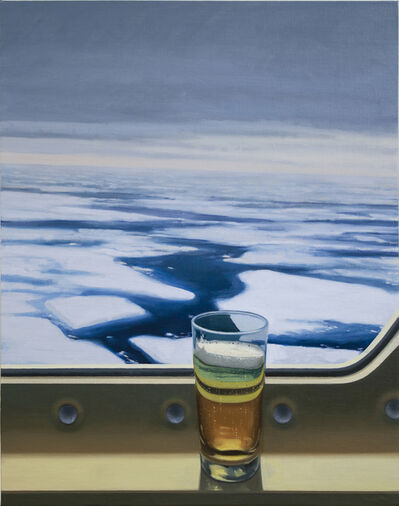 Paul Rouphail, 'Beer at Sea', 2020