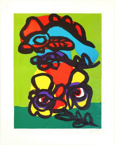 Karel Appel, 'Personnages ', 1975