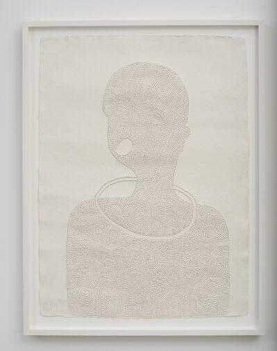 Victor Ehikhamenor, 'The Crown Keeper', 2017