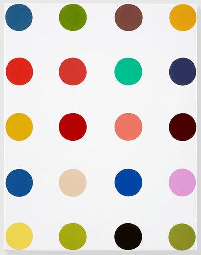 Damien Hirst, '11-Eicosenoil Acid', 2002
