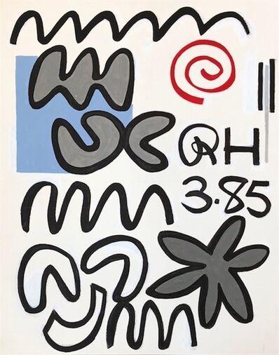 Raymond Hendler, 'No. 130', 1985