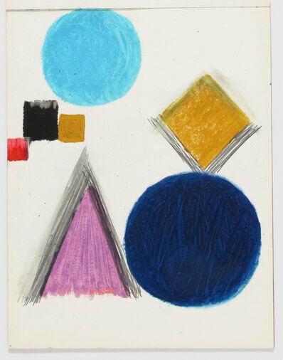 Dorothy Antoinette (Toni) LaSelle, 'Untitled', 1963