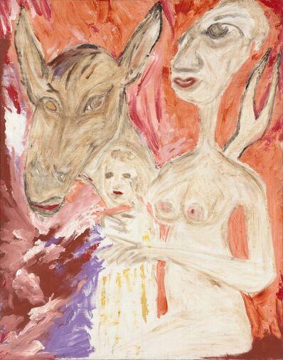 """Don Van Vliet, '""""Aunt Cigar's Baby""""', 1984"""