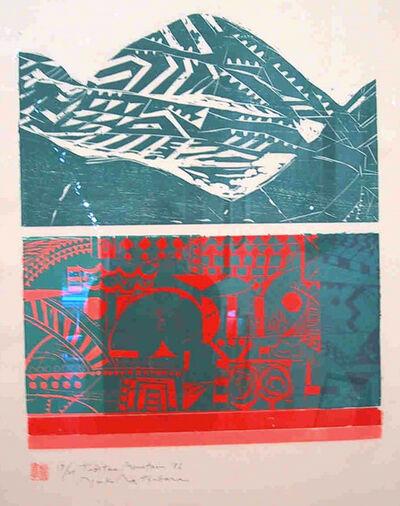 Naoko Matsubara, 'Tibetan Mountain', 1986