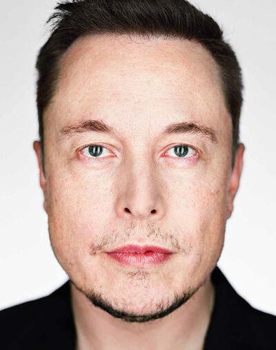 Martin Schoeller, 'Elon Musk', 2017