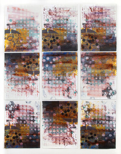 Sandra Wolfson, 'Patterns of Light', 2015
