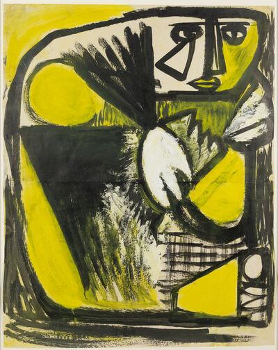 Anthony Caro, 'Figure', 1955-1956