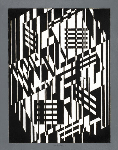 Victor Vasarely, 'Untitled', 1959 ca.