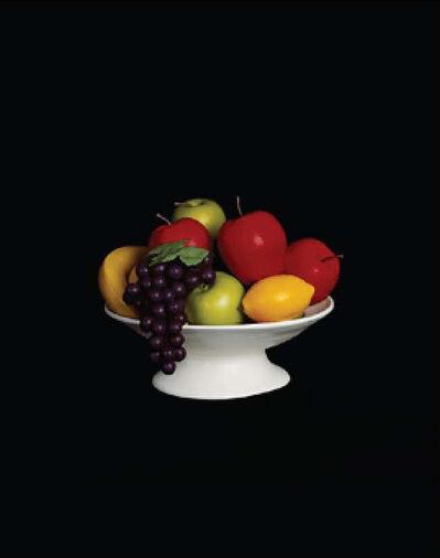 Sarah Charlesworth, 'Fruit colored fruit', 2002