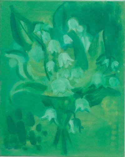 Nathalie Shepherd, 'Green Victorian', 2019