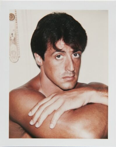 Andy Warhol, 'Andy Warhol, Polaroid Portrait of Sylvester Stallone', 1980