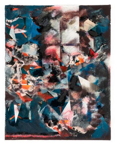 Rushern Baker IV, 'Untitled (Dissolving Structure)', 2018