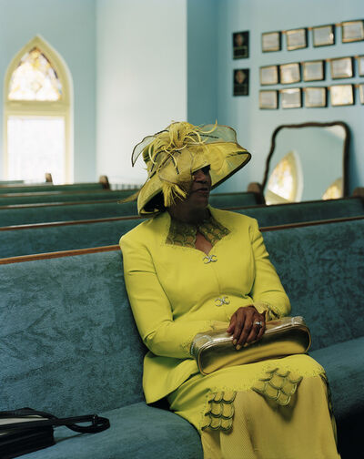 Paul D'Amato, 'First Lady, Garfield Baptist Church ', 2009