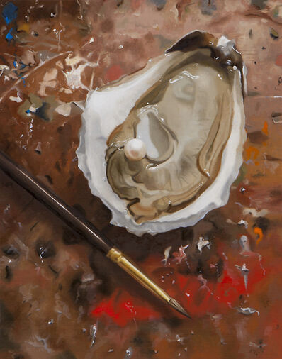Nadine Robbins, 'The Painted Oyster', 2018